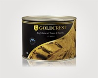 Goldcrest - Tuna Chunks In Brine (1.7kg)