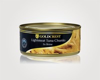 Goldcrest - Tuna Chunks In Brine (170g)
