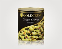 Goldcrest - Green Olives Stuffed (2.95kg)
