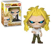 Funko Pop! Animation - My Hero Academia - All Might (Weakened) Vinyl Figure - Cover