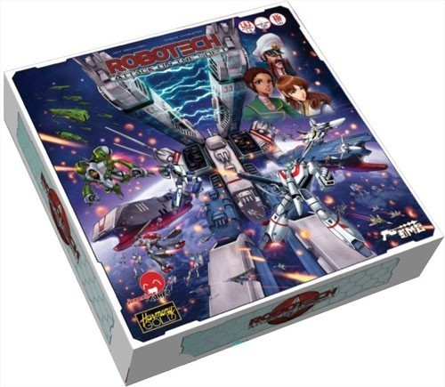 Robotech: Attack on the SDF-1 (Board Game)