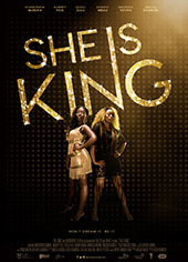 She Is King (DVD) - Cover