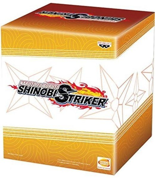 Naruto to Boruto: Shinobi Striker - Uzumaki Collector's Edition (PS4)