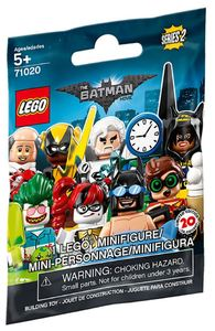 LEGO® Batman Movie - Minifigures Series 2 - Cover