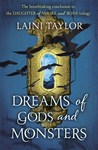 Dreams of Gods and Monsters - Laini Taylor (Paperback)