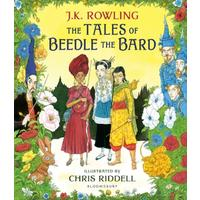 Tales of Beedle the Bard - J.K. Rowling (Hardcover)