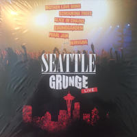 Nirvana/Pearl Jam/Various Artists - Seattle Grunge Live (Vinyl)