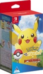 Pokémon: Let's Go, Pikachu! + Poké Ball Plus (Nintendo Switch)