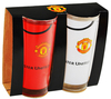 Manchester United High Ball Glasses (Pack of 2)