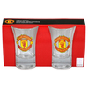 Manchester United Shot Glasses (Pack of 2) Cover