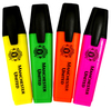 Manchester United Highlighter Pens (Pack of 4)