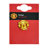 Manchester United Big Crest Pin Badge