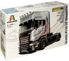 "Italeri - 1/24 - Scania R730 V8 Streamline ""Silver Griffin"" Truck (Plastic Model Kit)"