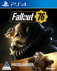 Fallout 76 - (PS4)