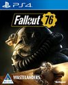 Fallout 76 - Wastelanders (PS4) Cover
