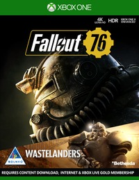 Fallout 76 (Xbox One) - Cover