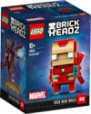 LEGO® BrickHeadz Marvel - Iron Man MK50