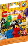 LEGO® Minifigures - Series 18: Party Single Minifigure (Assortment - 1 Figure Supplied At Random)