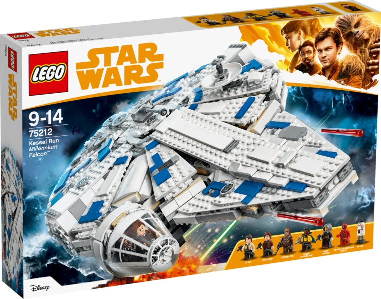 LEGO® Star Wars - Kessel Run Millennium Falcon (1414 Pieces)
