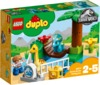LEGO DUPLO® Jurassic World - Gentle Giants Petting Zoo (24 Pieces)