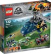 LEGO® Jurassic World - Blue's Helicopter Pursuit (397 Pieces)