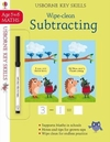 Wipe-Clean Subtracting 5-6 - Holly Bathie (Paperback)