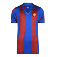 Barcelona 1982 Retro Mens Shirt (Small) - Cover