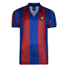 Barcelona 1992 Replica Mens Blue/Burgundy T-Shirt (X-Large)