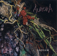 Aurora - Sadiam (CD) - Cover