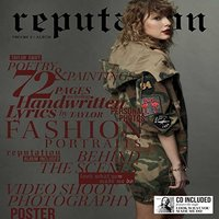 Taylor Swift - Reputation Volume 2 (CD) - Cover
