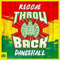 Ministry of Sound: Throwback Reggae Dancehall (CD) - Cover