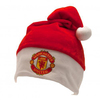 Manchester United Christmas Crest Hat Cover