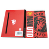 Manchester United Hard Back A5 Note Book Cover