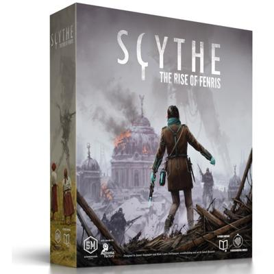 Scythe - The Rise of Fenris Expansion (Board Game)