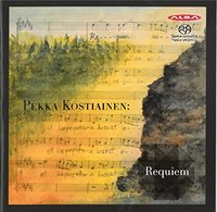 Kostiainen - Requiem (Super-Audio CD) - Cover