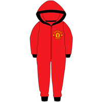 Manchester United Kids Onesie Size 3/4 - Cover