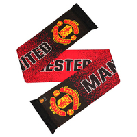 Manchester United Speckled Scarf - Cover