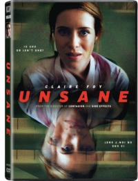 Unsane (DVD) - Cover