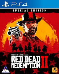 Red Dead Redemption 2 - Special Edition (PS4) - Cover