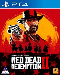 Red Dead Redemption 2 (PS4) - Cover