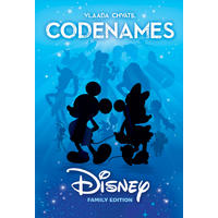 Codenames - Disney Family Edition (Card Game)