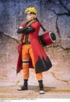 Naruto Shippuden - S.H. Figuarts Naruto Uzumaki Sage Mode Action Figure - Pain's Assault (Figure)