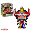 Funko Pop! Television - Power Rangers - Megazord (Metallic) Pop Vinyl Figure