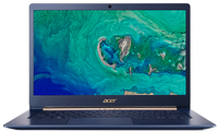 Acer Swift 5 SF514-52TP-81FZ i7-8550U 8GB RAM 512GB SSD Touch 14 Inch FHD Notebook - Cover