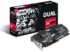 ASUS Dual series Radeon RX 580 8GB GDDR5 Graphics Card