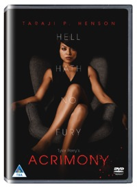 Tyler Perry's Acrimony (DVD) - Cover
