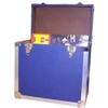 Navy - 50 LP Record Storage Carry Case (Record Box)