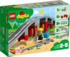 LEGO DUPLO® Town - Train Bridge and Tracks (26 Pieces)