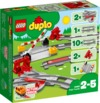 LEGO DUPLO® Town - Train Tracks (23 Pieces)