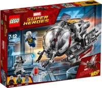 LEGO® Super Heroes - Quantum Realm Explorers (200 Pieces) - Cover